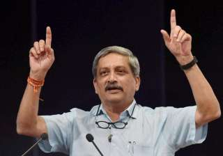 Manohar Parrikar - India TV