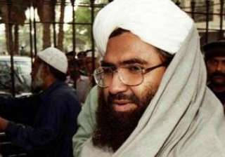 China continues to block sanctioning Masood Azhar...