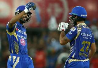 Mumbai Indians, IPL 10, IPL 2017, Kings XI Punjab - India TV