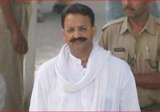 Mukhtar Ansari - India TV
