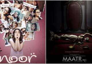 Noor and Maatr - India TV