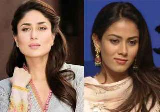 Kareena's reply to Mira Rajput's...