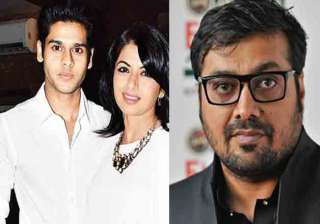 Anurag Kashyap to launch Bhagyashree's son...