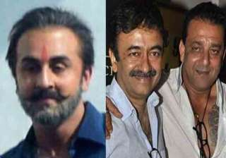 Sanjay Dutt biopic shoot stalled by his...