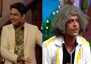 Kapil Sharma and Sunil Grover - India TV