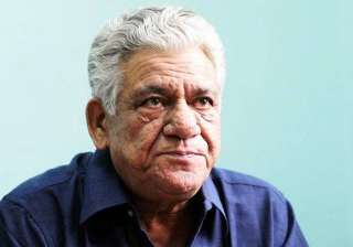 Pakistani media claims Om Puri ghost - India TV
