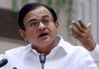 Chidambaram welcomes govt's decision to buy...