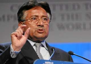 Pervez Musharraf - India TV