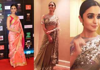 Change the way you wear a saree with these 6 fun...