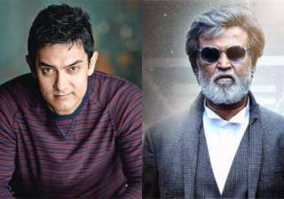 This Diwali, it would be Aamir Vs. Rajinikanth...