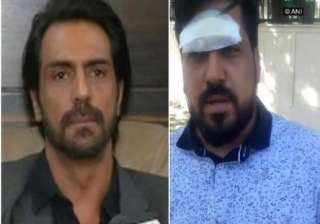 Arjun Rampal landed in legal trouble by throwing...