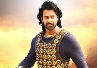 This is how fans reacted when Prabhas reached...