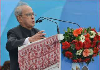 Pranab Mukherjee - India TV