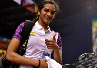 PV Sindhu - India TV