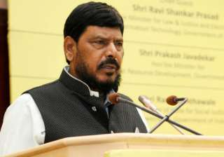Ramdas Athawale - India TV