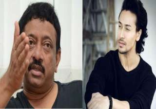 Ram Gopal varma, Tiger Shroff - India TV