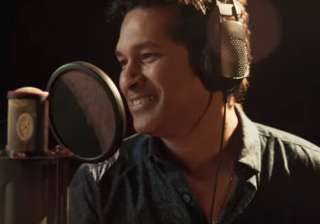 Sachin's singing debut receives thumbs up from...