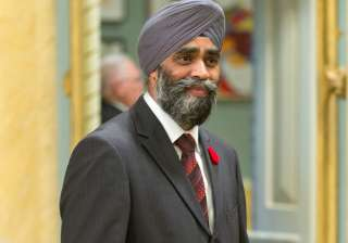 Harjit Singh Sajjan - India TV