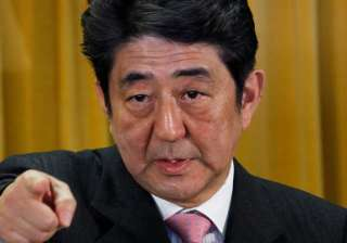 Shinzo Abe - India TV