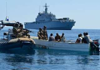 Indian ship hijacked by Somali pirates rescued, 8...