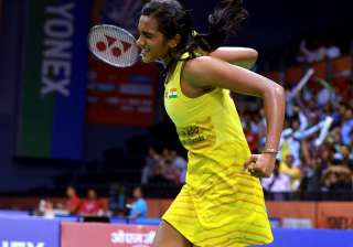 PV Sindhu beats Sung Ji-hyun to enter maiden...