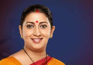 This Tweet of Smriti Irani for 'Superwoman' Lilly...