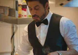 Red Chillies 'Restaurant', is this Shah Rukh's...