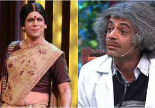 Sunil Grover - India TV