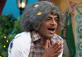 Sunil Grover live show - India TV