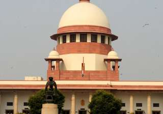File pic of Supreme Court of India - India TV