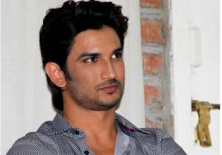 Sushant Singh Rajput- India TV - India TV