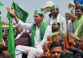 Tej Pratap Yadav sold soil to Patna Zoo without...
