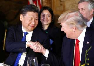 Donald Trump, Xi Jinping - India TV