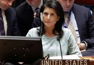 File pic of Nikki Haley - India TV