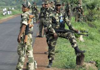 Around 15 naxals reportedly killed in multiple...