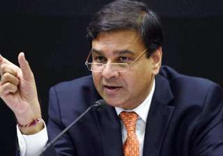 File pic of RBI Governor Urjit Patel - India TV