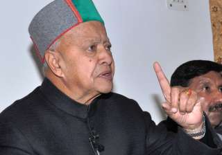 File pic of Himachal Pradesh Chief Minister...