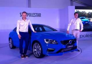 Volvo launches S60 Polestar in India at Rs 52.5...