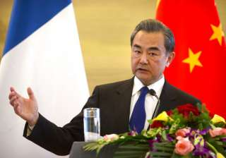 Wang Yi - India TV