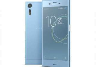 Sony launches Xperia XZs with 'Motion Eye' camera...