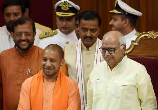 Yogi Adityanath will chair first cabinet meeting...