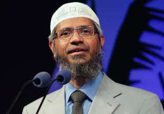 Islamic preacher Zakir Naik - India TV