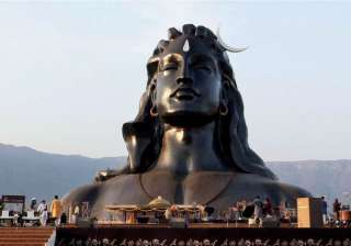 adiyogi guinness books of world records - India TV