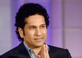 'Sachin Sachin' chant was started by my...