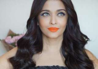 Cannes 2017: Aishwarya Rai flaunts neon orange...
