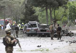 18 killed in suicide car bomb attack in...
