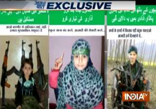 Militants using kids in Kashmir to ask youth to...
