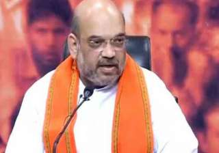Amit Shah - India TV
