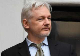 File pic of Julian Assange - India TV