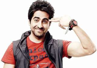 Here's what Ayushmann Khurrana said on actors...